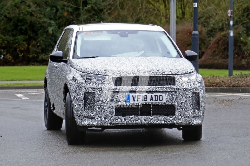 2014 - [Land Rover] Discovery Sport [L550] - Page 12 8561a310