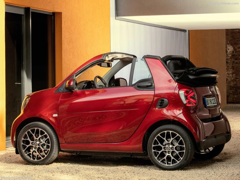 2019 - [Smart] ForTwo III Restylée [C453]  - Page 3 8569ab10
