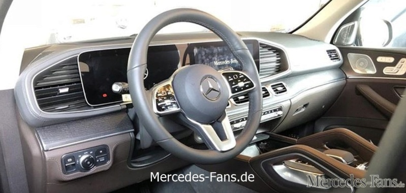 2018 - [Mercedes] GLE II ( ML IV ) - Page 6 8590110