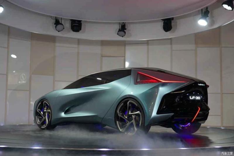2019 - [Lexus] LF-30 Electrified Concept 8591f910