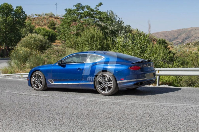 2017 - [Bentley] Continental GT - Page 6 85a7a110
