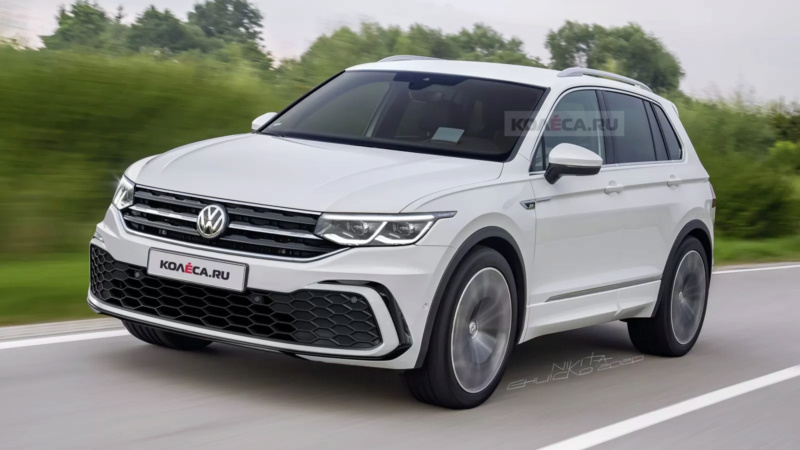 2020 - [Volkswagen] Tiguan II restylé  85b06a10