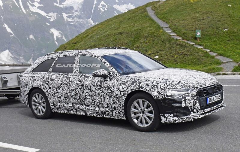 2017 - [Audi] A6 Berline & Avant [C8] - Page 10 86048810