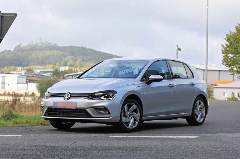 2020 - [Volkswagen] Golf VIII - Page 32 86686610