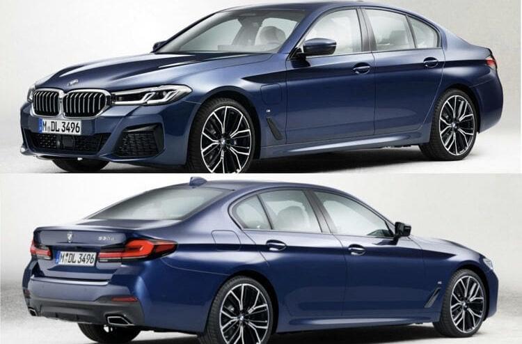 2020 - [BMW] Série 5 restylée [G30] - Page 4 867d0410