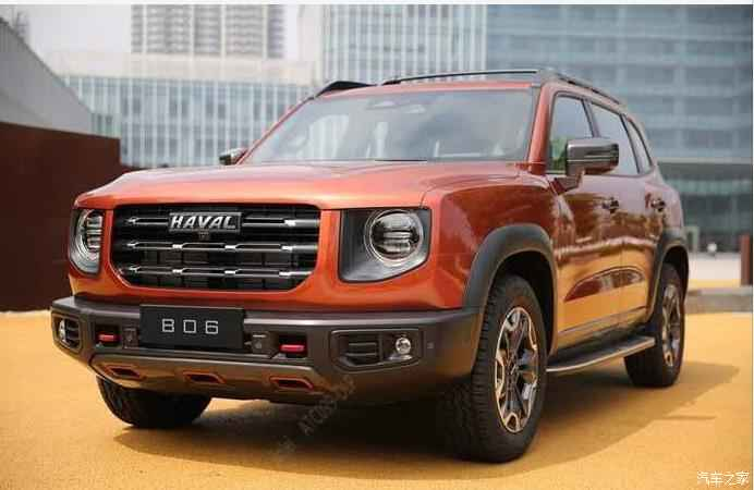 [Actualité] Groupe Great Wall Motors 86baa510