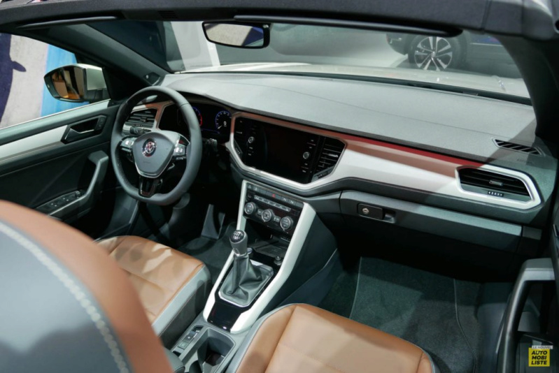 2020 - [Volkswagen] T-Roc cabriolet  - Page 3 86bdd510