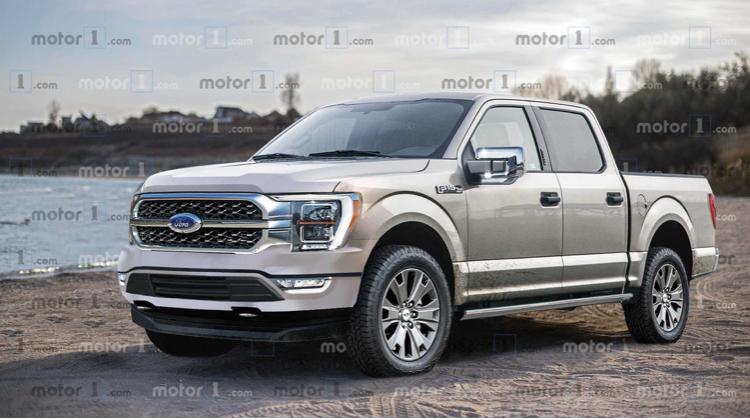 2020 - [Ford] F-Series 86e33d11