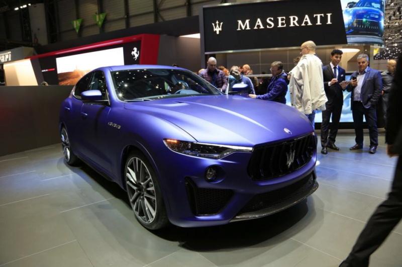 2016 - [Maserati] Levante - Page 11 86f2bb10