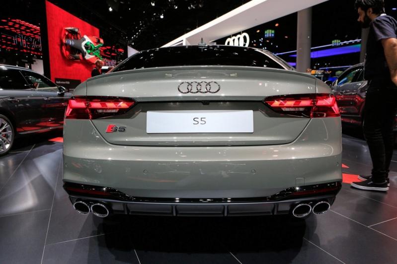 2020 - [Audi] A5 Coupé/Cab/SB restylée 86f2ca10