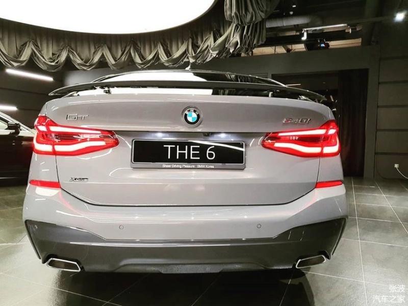 2017 - [BMW] Série 6 GT (G32) - Page 9 870a7a10