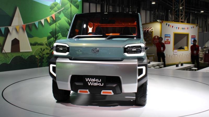 2019 - [Daihatsu] WacuWacu Concept 8713d110