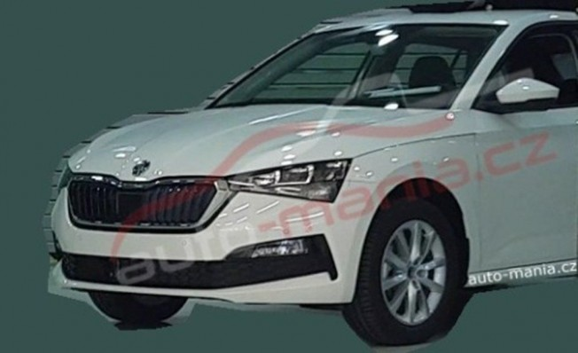 2019 Škoda Scala (Rapid/Spaceback II) 9