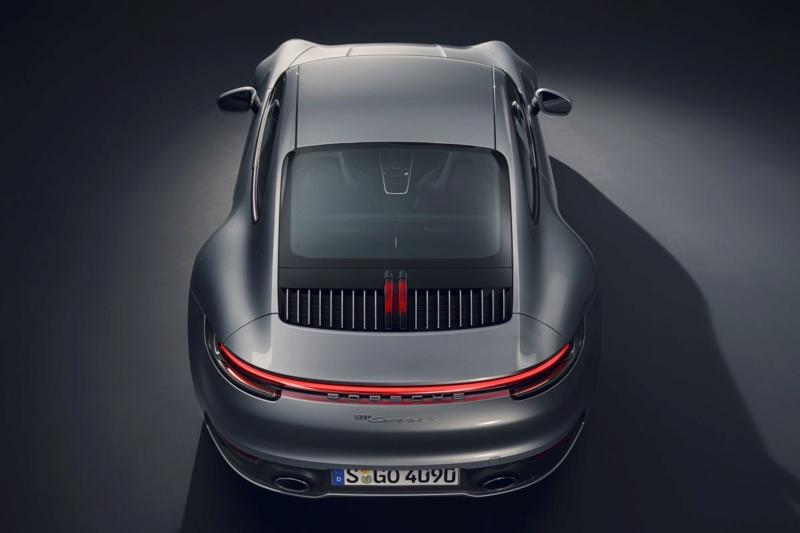 Porsche 911 (992) 2019 15
