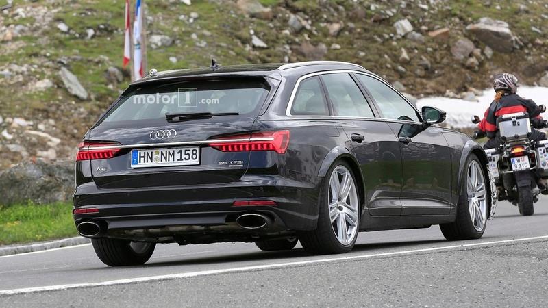 2017 - [Audi] A6 Berline & Avant [C8] - Page 10 874a8c10