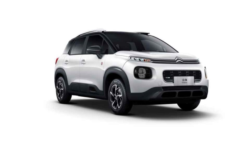 2017 - [Citroën] C3 Aircross [A88] - Page 25 874fee10