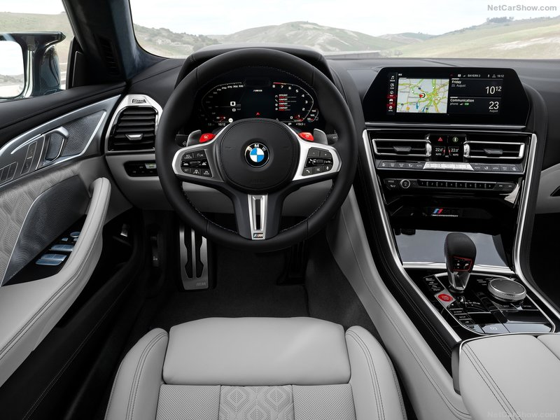 2019 - [BMW] Série 8 Gran Coupé [G16] - Page 6 8764d810
