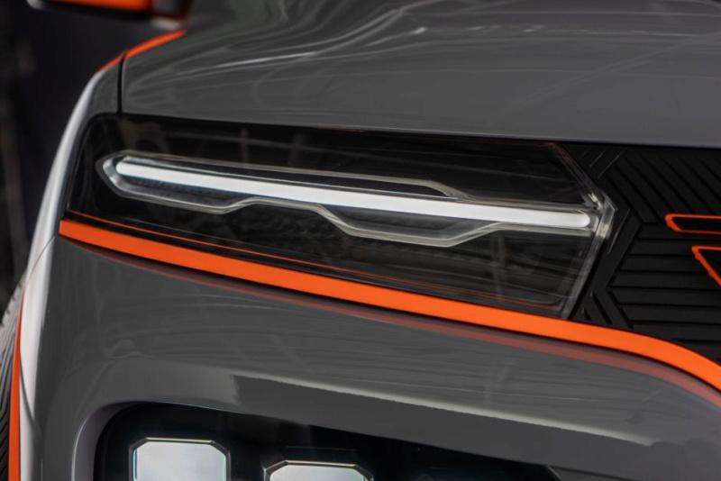 2020 - [Dacia] Spring (show car) 87755b10