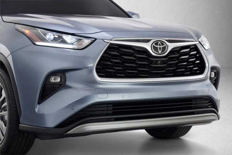 2020 - [Toyota] Highlander 87a6ed10