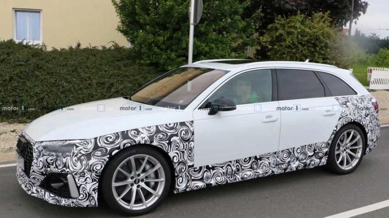 2018 - [Audi] A4 restylée  - Page 6 87d68110