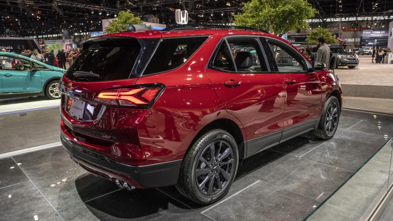 2015 - [Chevrolet] Equinox - Page 2 88049b10