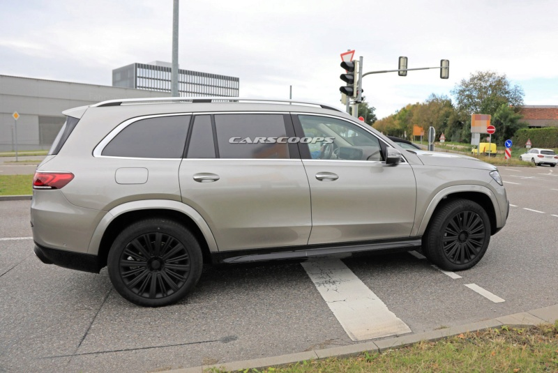 2018 - [Mercedes] GLS II - Page 5 8818f210