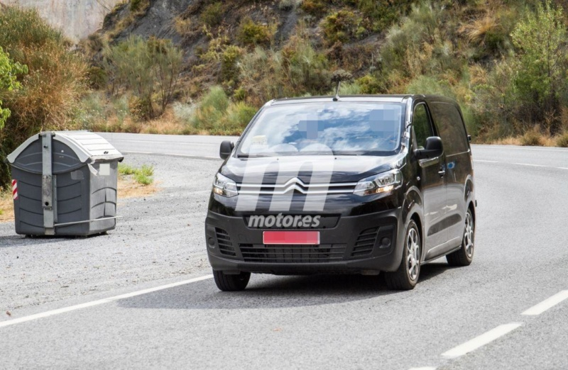 2016 - [Citroën/Peugeot/Toyota] SpaceTourer/Traveller/ProAce - Page 37 883de710