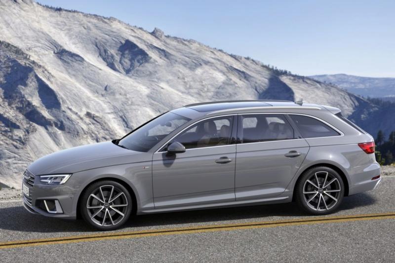 2018 - [Audi] A4 restylée  - Page 2 884afc10