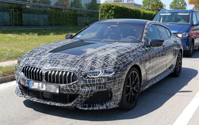 2019 - [BMW] Série 8 Gran Coupé [G16] 8875c510