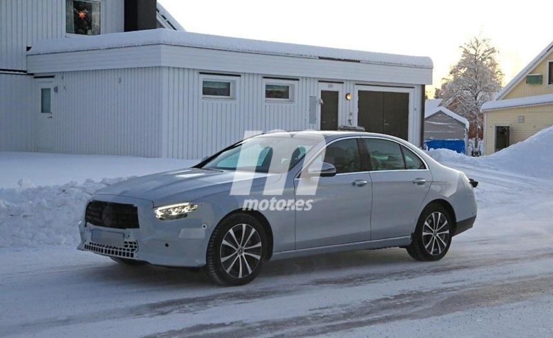 2020 - [Mercedes-Benz] Classe E restylée  8891c510