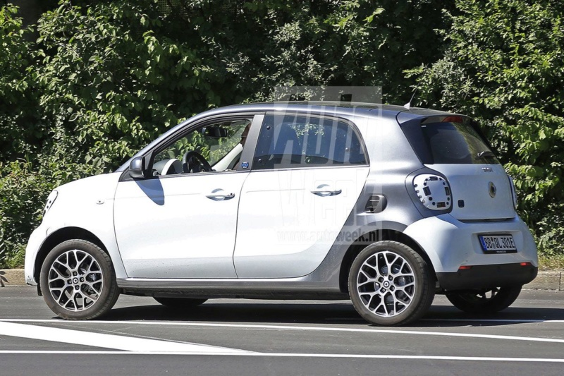 2019 - [Smart] ForTwo III Restylée [C453]  - Page 2 88955110