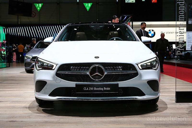 2019 - [Mercedes-Benz] CLA Shooting Brake II 889c6710
