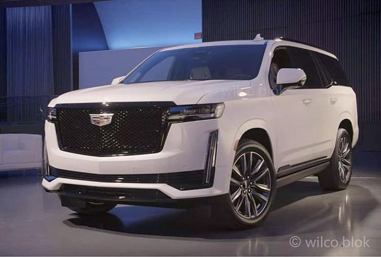 2020 - [Cadillac] Escalade V - Page 2 88aa2c10
