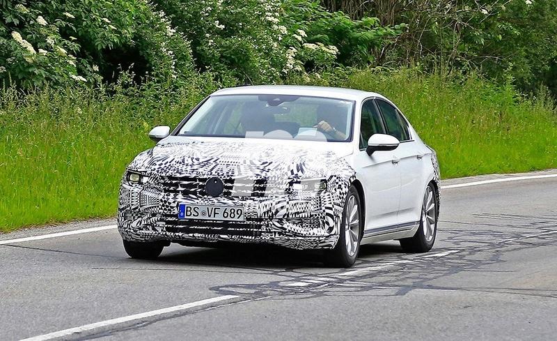 2019 - [Volkswagen] Passat restylée 88e2b710