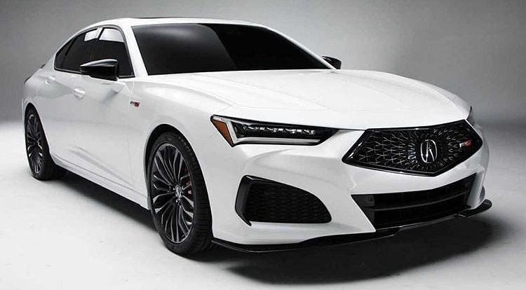 2020 - [Acura] TLX 88f92310