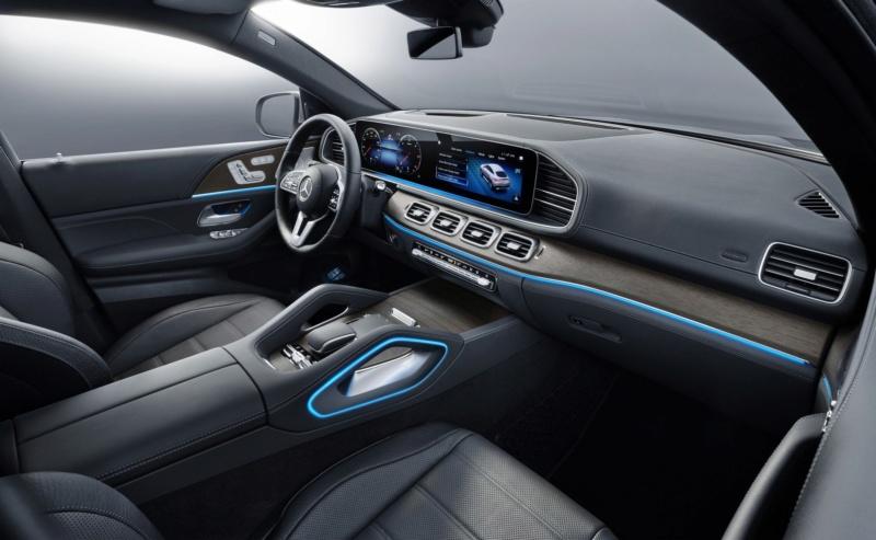 2019 - [Mercedes-Benz] GLE Coupé  - Page 3 89233610