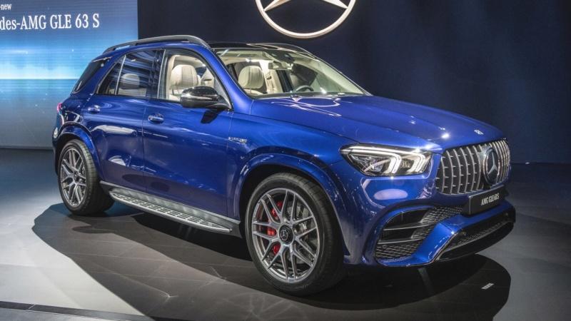 2018 - [Mercedes] GLE II ( ML IV ) - Page 10 8925ef10