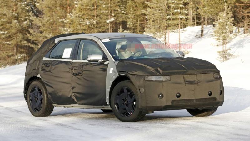2021 - [Hyundai] SUV EV 896ce410