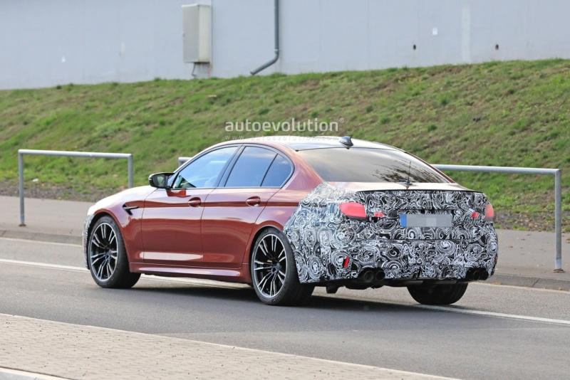 2020 - [BMW] Série 5 restylée [G30] - Page 3 897a4d10