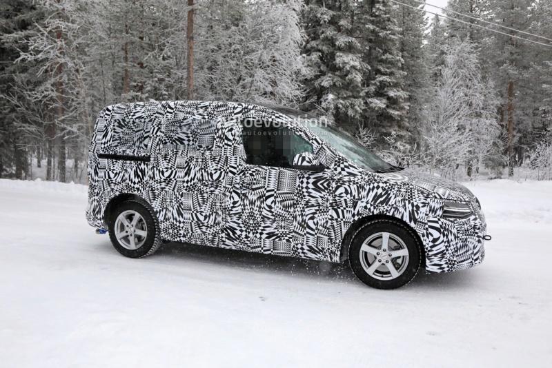 2020 - [Volkswagen] Caddy V 89843410