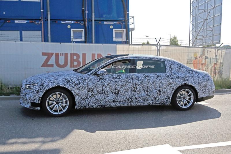 2020 - [Mercedes-Benz] Classe S - Page 5 89c4c110