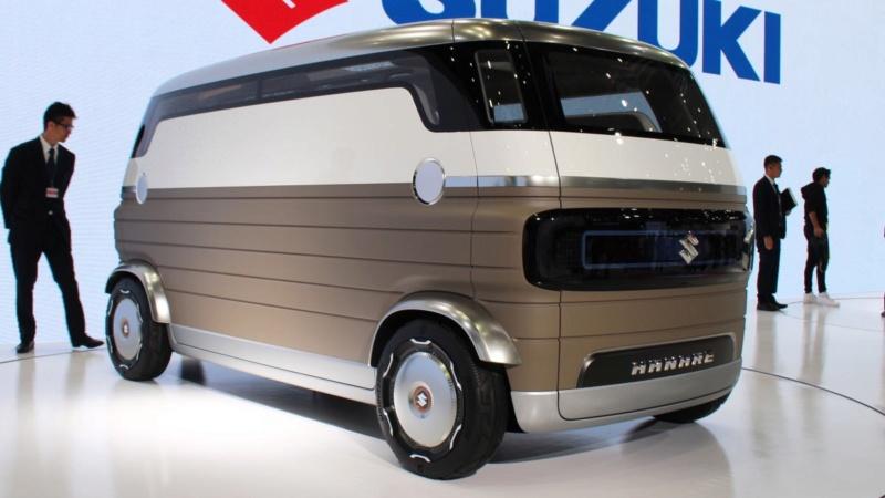 2019 - [Suzuki] Hanare Concept 89cb8310
