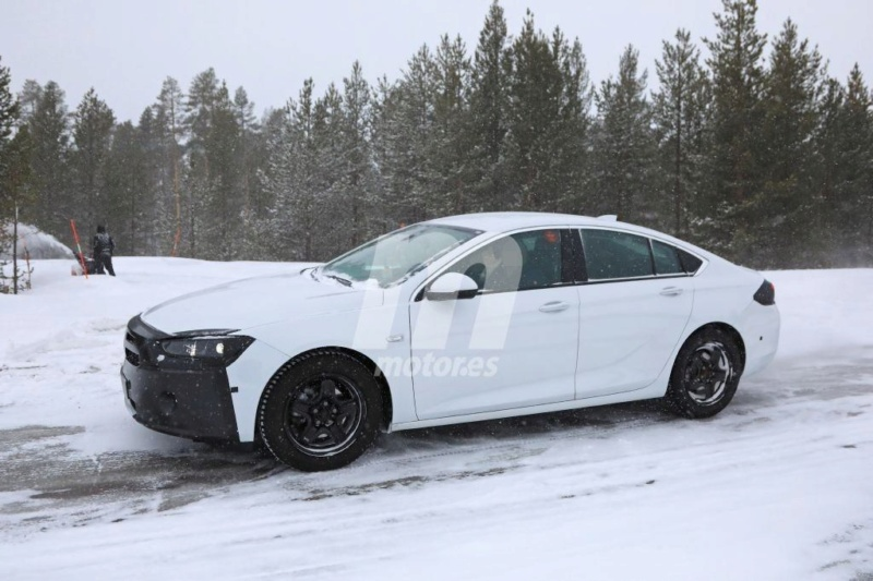 2020 - [Opel] Insignia Grand Sport Restylée  - Page 3 89e8e410