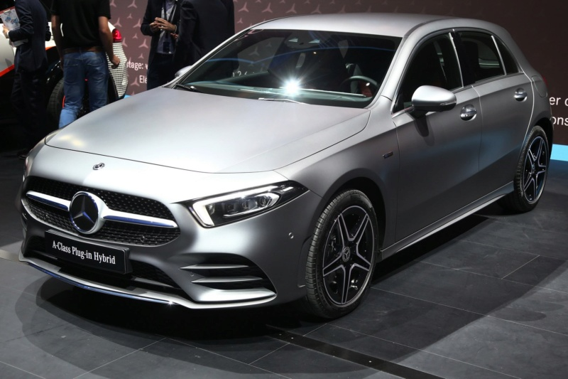 2018 - [Mercedes] Classe A (W177) - Page 34 8a08e910