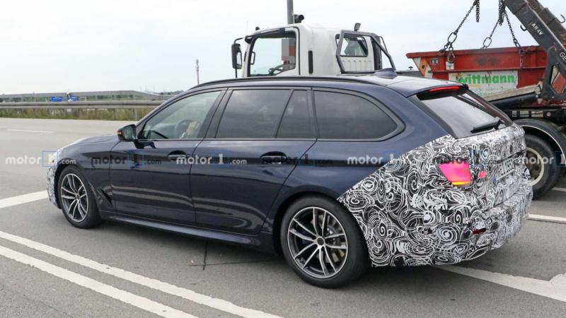 2020 - [BMW] Série 5 restylée [G30] - Page 2 8a193310