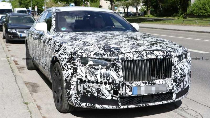 2020 - [Rolls-Royce] Ghost II 8a1eb710