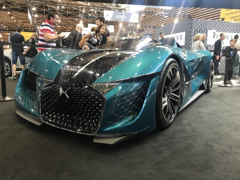 2018 - [DS Automobiles] Concept  - Page 13 8a243c10