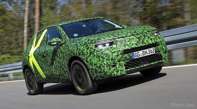 Opel Mokka II (2020) 7