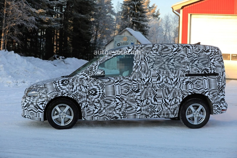 2020 - [Volkswagen] Caddy V 8a516f10