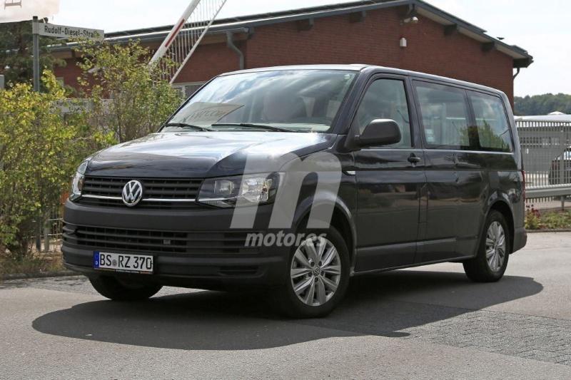 2020 - [Volkswagen] Transporter T6 restylé 8a538710